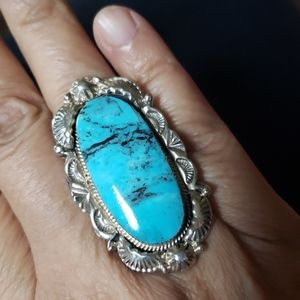 Chaco Canyon Turquoise and SS